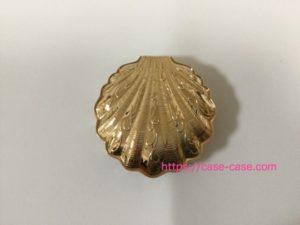 ラデュレの貝殻ケース